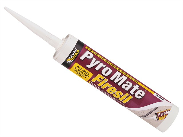Pyro Mate Firesil White 295ml