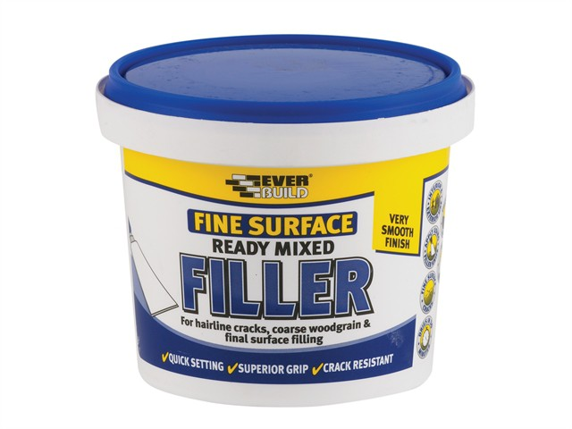 Fine Surface Filler Ready Mix 600g