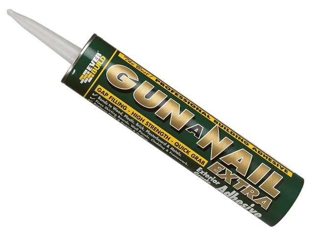 Gun A Nail Adhesive Extra C4 350ml