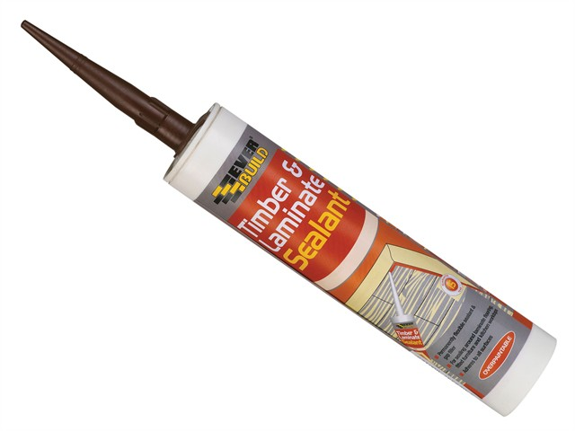 Timber & Laminate Sealant Mahogany 290ml