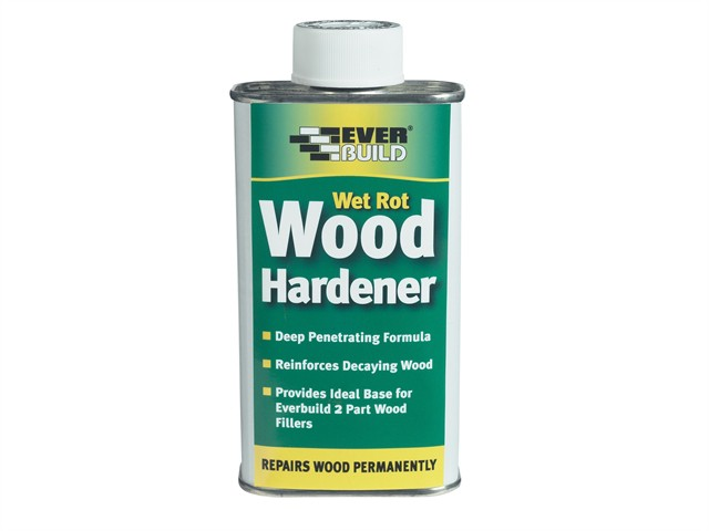 Wet Rot Wood Hardener 250ml