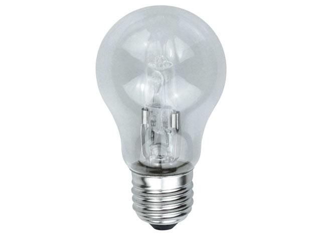 GLS Halogen Bulb 48 Watt (60 Watt) ES/E27 Edison Screw Box of 1