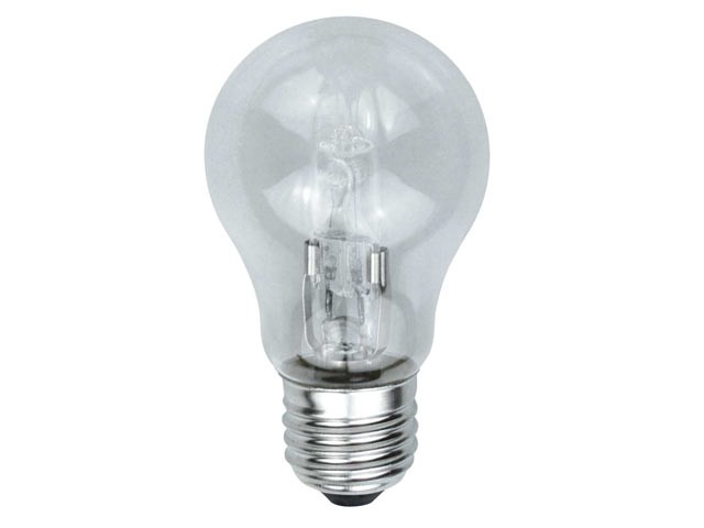 GLS Halogen Bulb 80 Watt (100 Watt) ES/E27 Edison Screw Box of 1