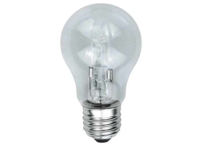 GLS Halogen Bulb 105 Watt (133 Watt) ES/E27 Edison Screw Box of 1