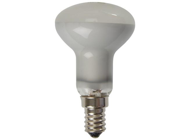 R50 Halogen Reflector Lamp 33 Watt (40 Watt) SES/E14 Card of 2