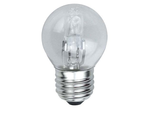 G45 Halogen Bulb 48 Watt (60 Watt) ES/E27 Edison Screw Box 1