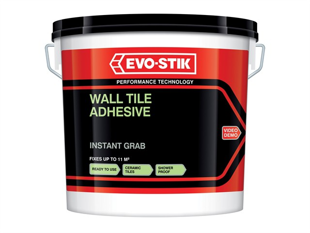 Instant Grab Wall Tile Adhesive 1 Litre