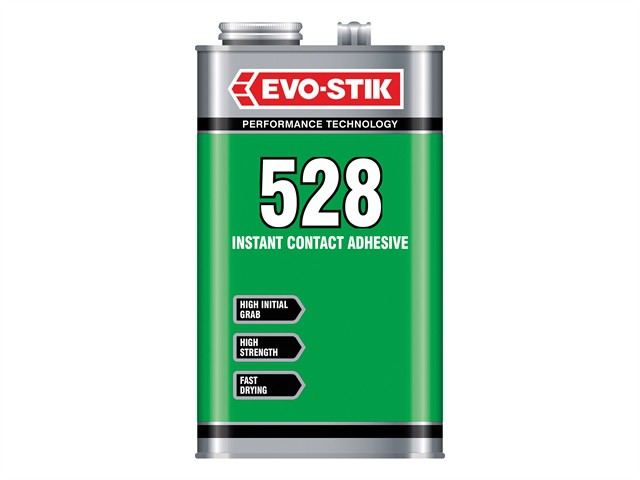 528 Instant Contact Adhesive 1 Litre