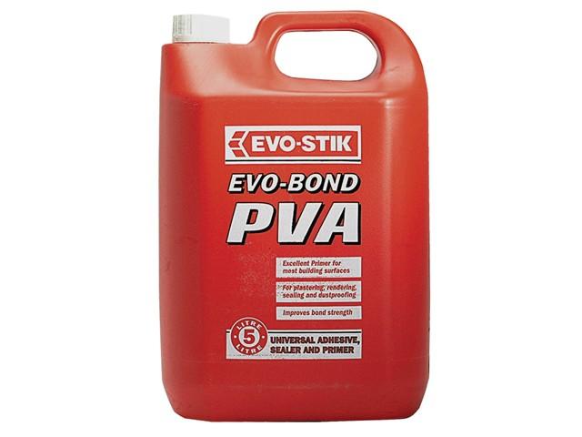 Evo Bond PVA Universal Adhesive 5 Litre