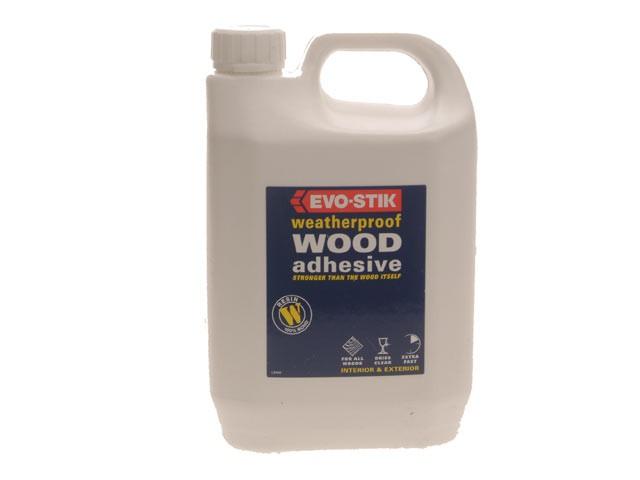 715813 Resin W Wood Adhesive 2.5 Litre