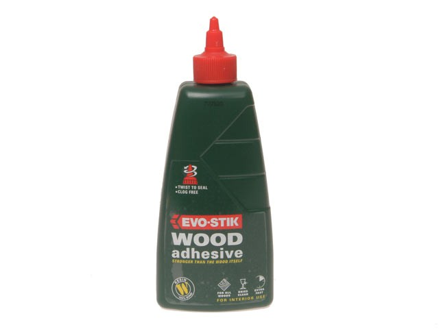 715417 Resin W Wood Adhesive 500ml