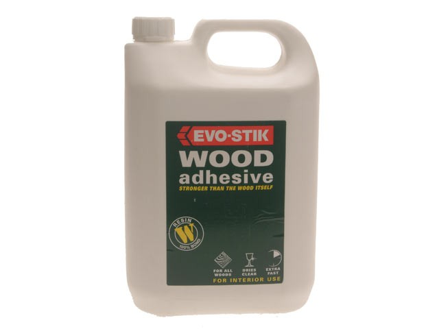 715912 Resin Wood Adhesive 5 Litre