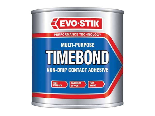 Timebond Contact Adhesive - 500ml