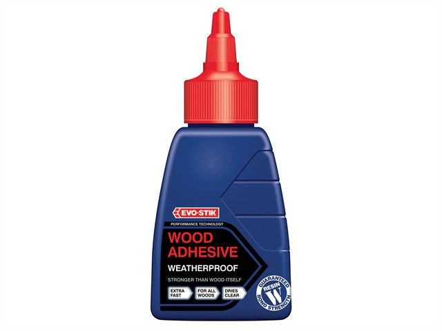 716063 Weatherproof Wood Adhesive 125ml