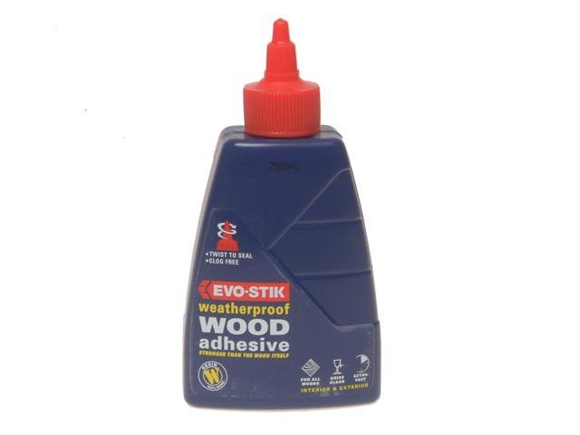 717015 Weatherproof Wood Adhesive 250ml