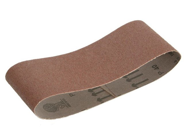Cloth Sanding Belt 400 x 60mm 80g (Pack of 3)
