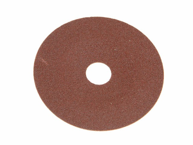 Resin Bonded Fibre Disc 178mm x 22mm x 36g (Pack of 25)