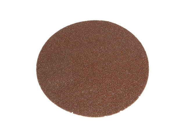 Hook & Loop Plain Sanding Disc 125mm Assorted (Pack of 5)