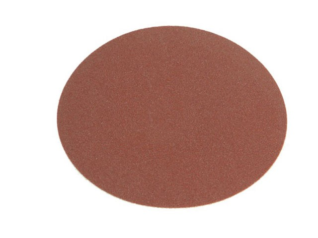 Self Adhesive Red PSA 150mm Disc 120G (Pack 25)