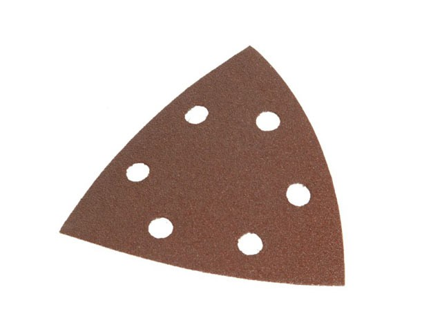 Delta Hook & Loop Sanding Sheets TR2 93mm Medium Fine (Pack 5)