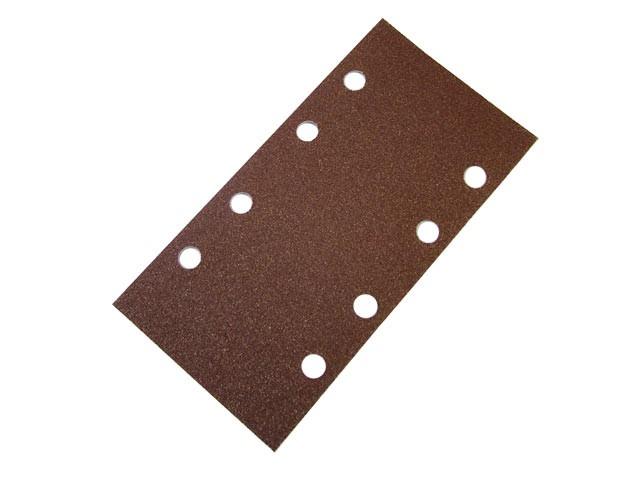 1/3 Sanding Sheet Red Bosch Hook & Loop Assorted (Pack of 5)