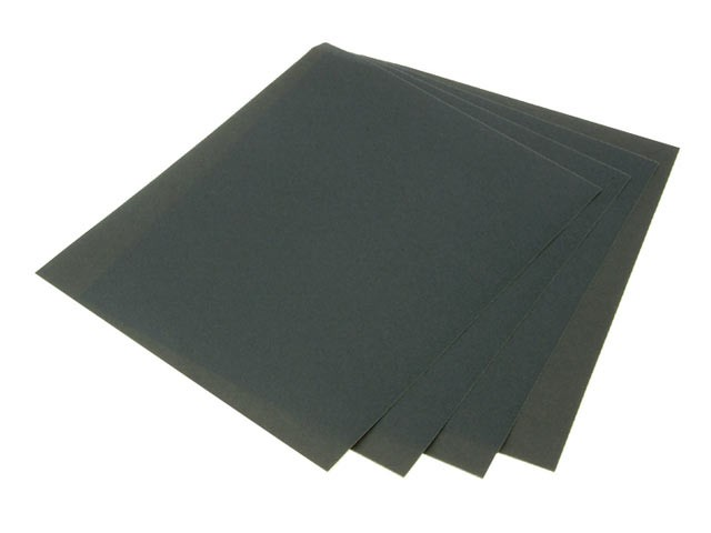 Wet & Dry Paper Sanding Sheets 230 x 280mm C180 (25)