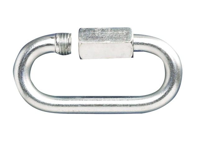 Quick Repair Links 5.0mm Zinc Plated (Pack of 4)