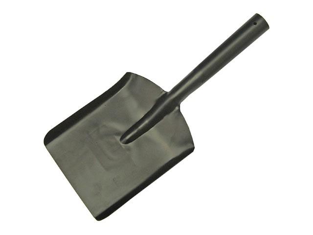 Coal Shovel One Piece Steel 150mm