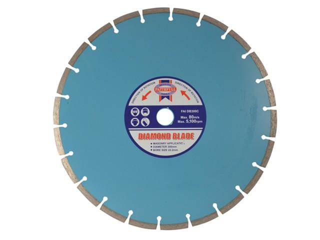 Contract Diamond Blade 300 x 20mm