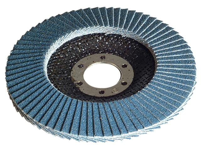 Flap Disc 100mm Medium