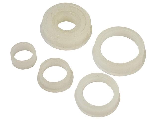 Grinding Wheel Bore Reducing Set 31.75-12.7mm 4 Piece