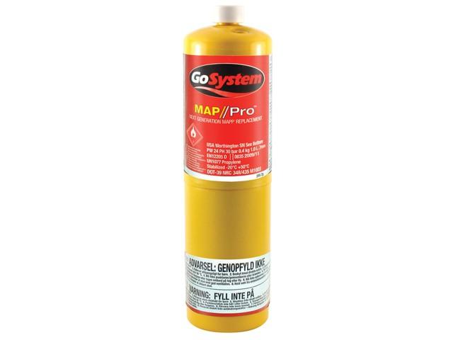 Gas Cylinder MAPP CGA600 Fitting