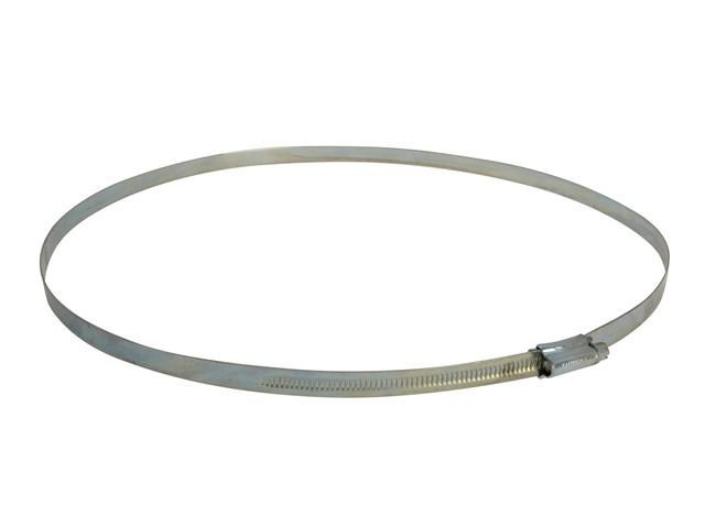 12.5 Hose Clip - Zinc MSZP 286 - 318mm