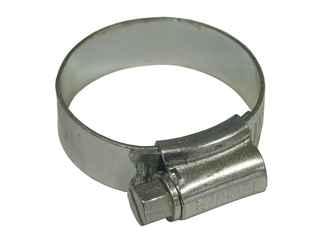1 Stainless Steel Hose Clip 25 - 35mm