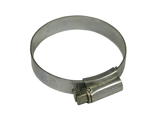 2A Hose Clip - Zinc MSZP 35 - 50mm