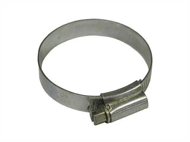2A Stainless Steel Hose Clip 35 - 50mm