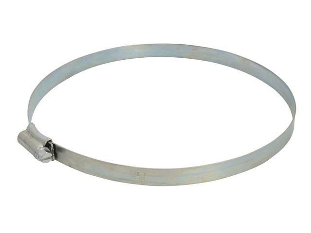 7 Hose Clip - Zinc MSZP 135 - 165mm