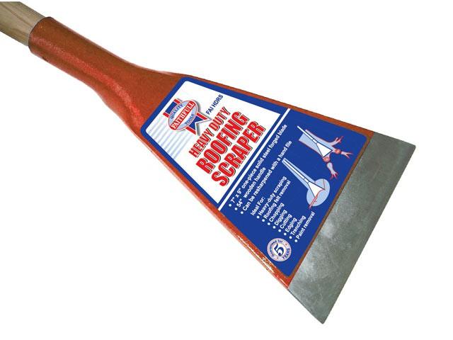 Roofing Scraper - Long Handled 1.4m (54 in)