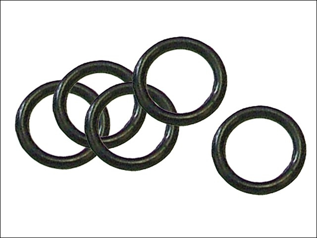 O Rings for Brass Fittings (Pack of 5)