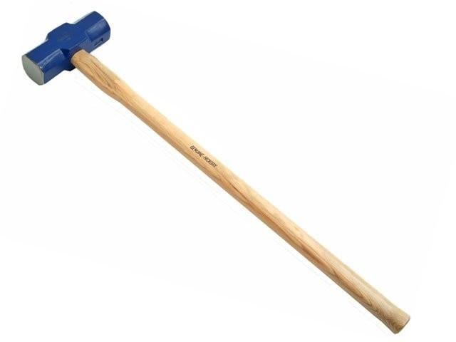 Sledge Hammer Contractors Hickory Handle 6.35kg (14lb)