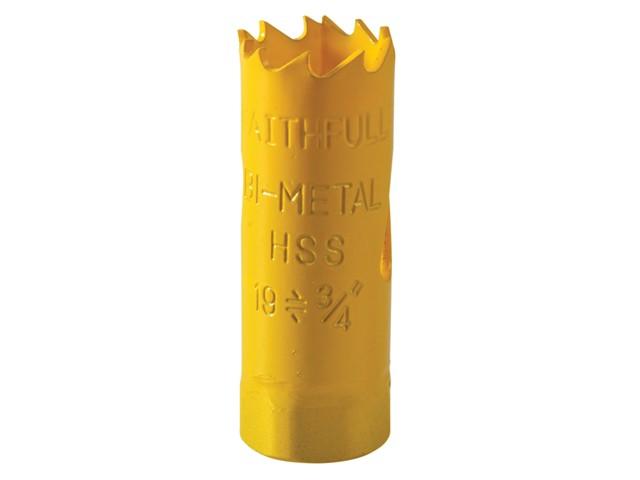 Varipitch Holesaw 19mm