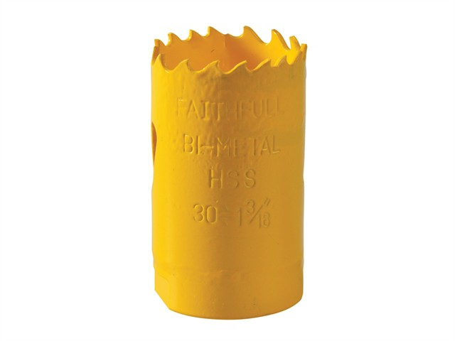 Varipitch Holesaw 30mm