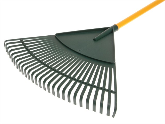 Leaf Rake Fibreglass Shaft