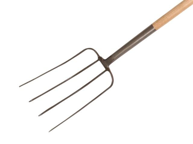 Manure Fork 4 Prong 1.2m
