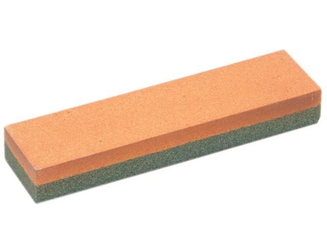 Combination Oilstone Aluminium Oxide 100 x 25 x 12.5mm