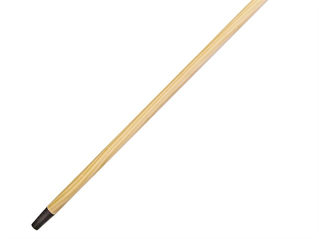 Threaded Wooden Broom Handle