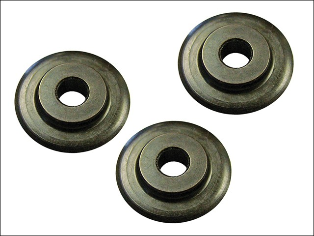 Pipe Cutter Replacement Wheels (Pack of 3)
