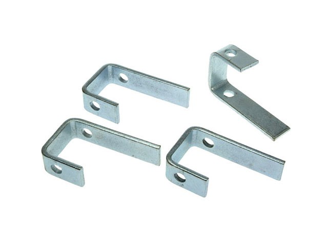 External Building Profile Clamp Bracket (Pack of 4)