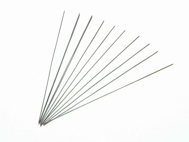 Piercing Saw Blades 130mm (5in) 48tpi (Pack of 12)