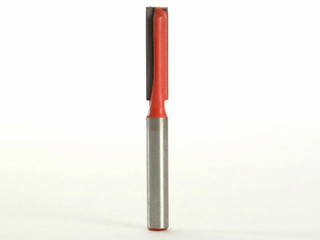 Router Bit TCT Two Flute 6.3mm x 25mm 1/4in Shank